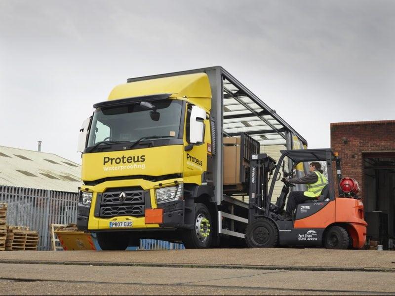 Proteus Lorries