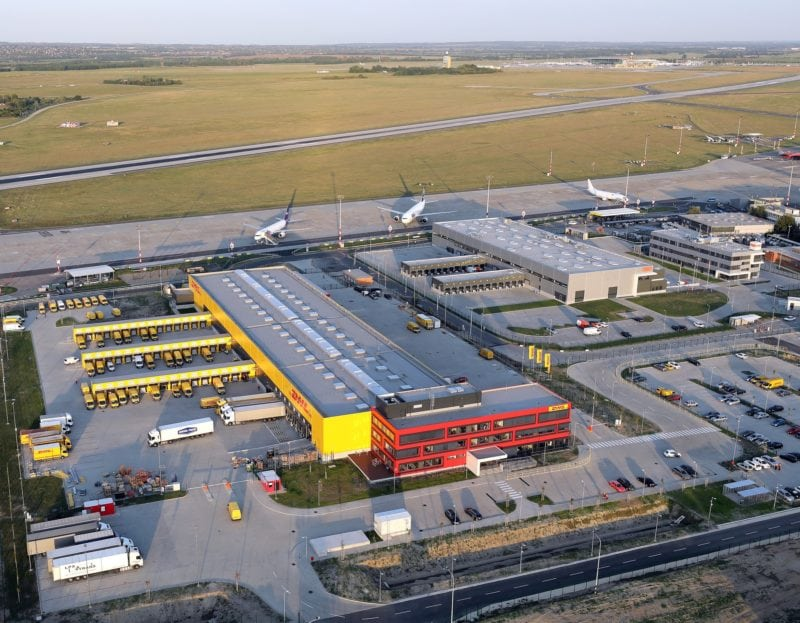 dhl express opens new facilities in first phase of budapest airport cargo expansion forwarder. Black Bedroom Furniture Sets. Home Design Ideas