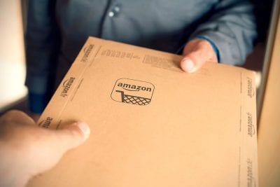 Amazon-parcel-delivery