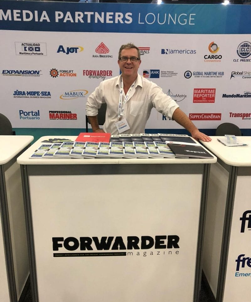 FORWARDER USA Launch