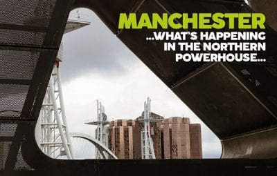 Manchester, Northern powerhouse