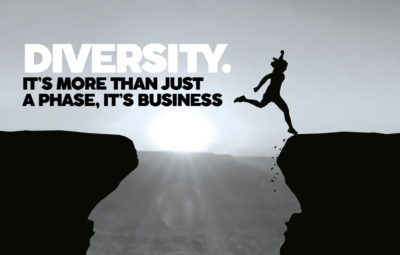 Diversity – more than just a phase