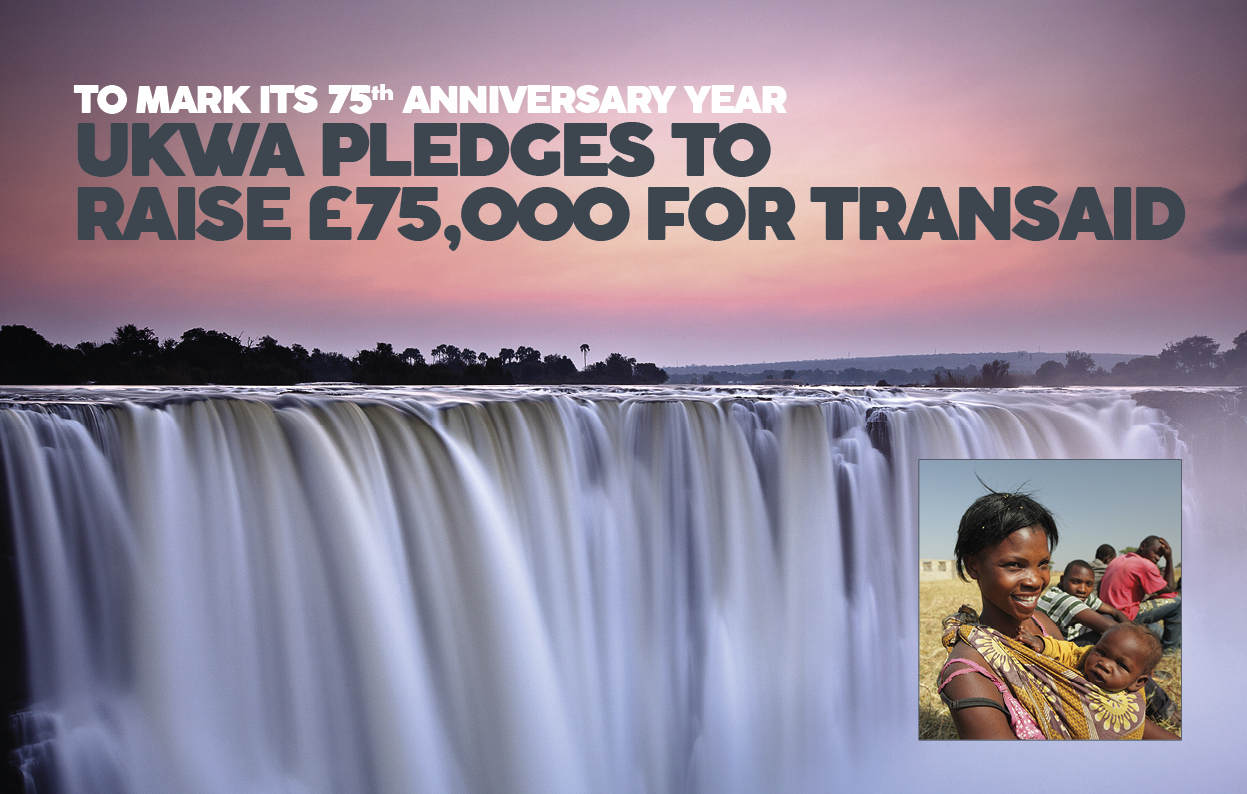 UKWA to raise £75000 for Transaid