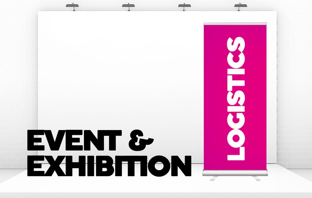 EVENT & EXHIBITION logistics