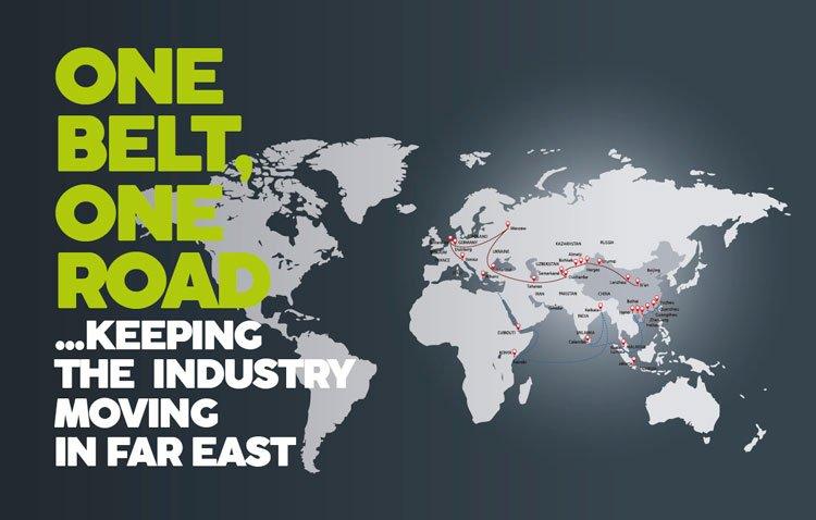 Far East Silk Road