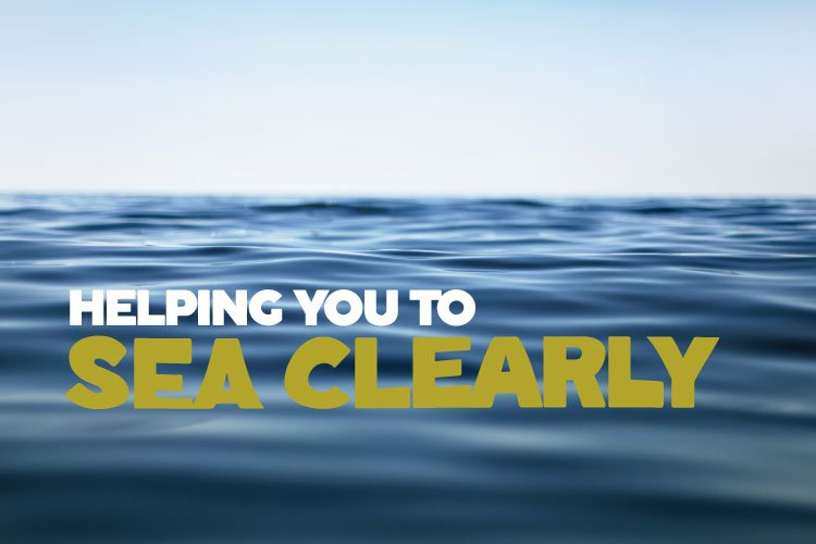 Helping you to sea clearly
