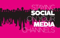 Staying social on your media channels