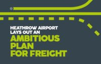 Heathrow's ambitios plan for freight, FTA