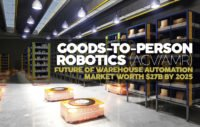 GOODS-TO-PERSON ROBOTICS (AGV/AMR)