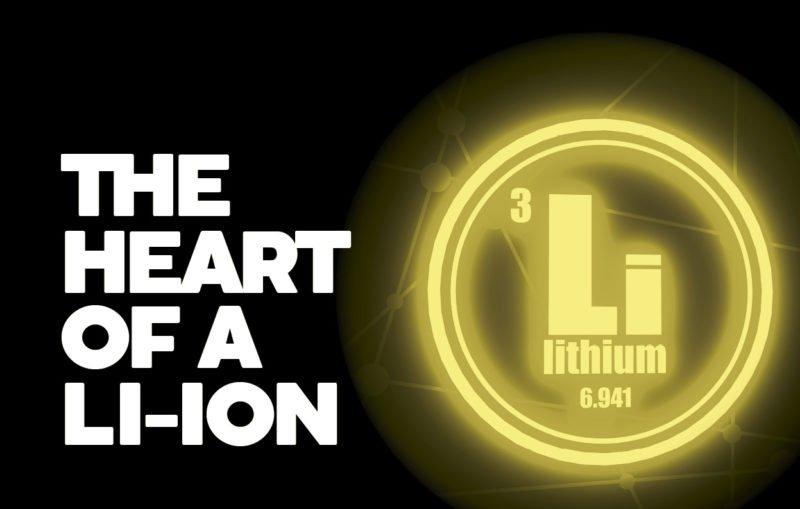 THE HEART OF A LI-ION