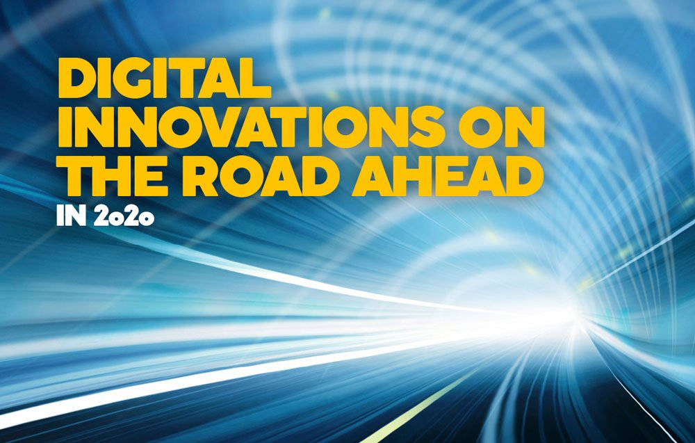 Digital innovations in 2020