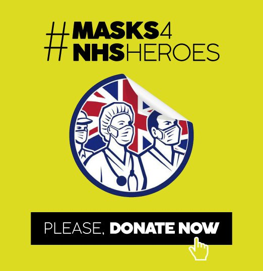 Masks 4 NHS Heroes