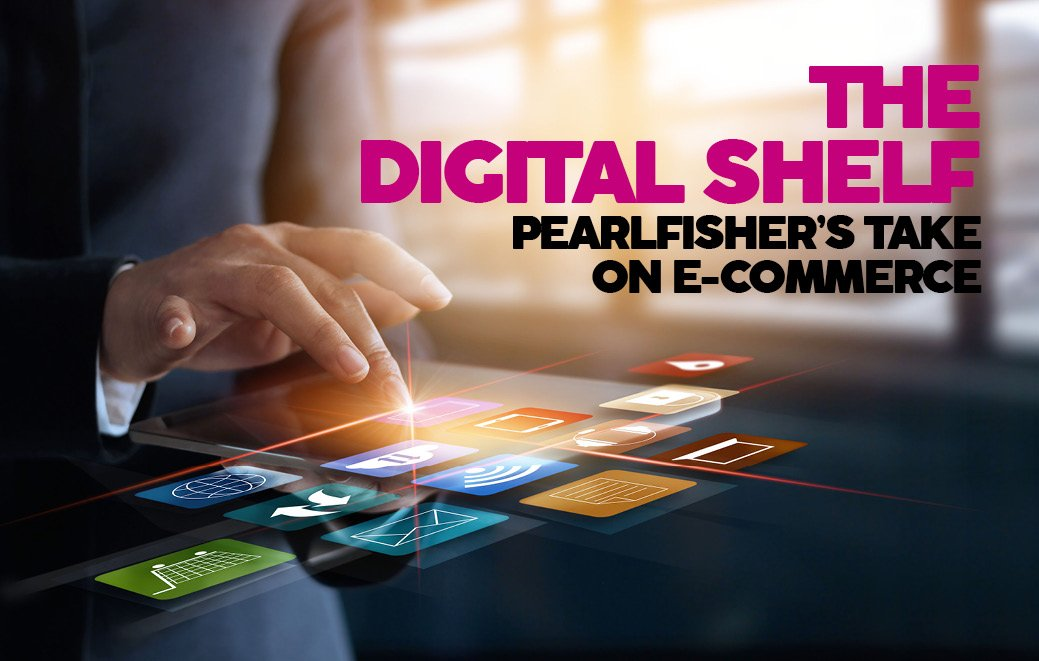 Pearlfisher e-commerce